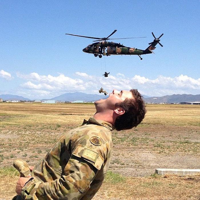 Открытка, прикольные картинки российская армия