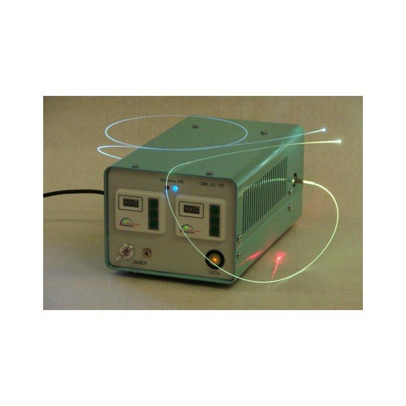 Облучатель волоконный кварцевый ОВК-3-7 - «Медтехника и приборы»