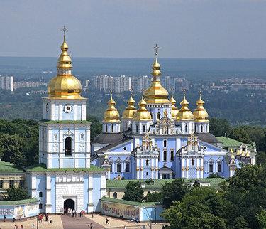 златоверхий монастырь в киеве