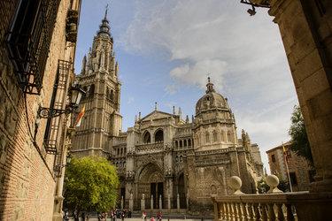 кафедральный собор в толедо испания