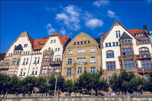 Архитектура жилых домов