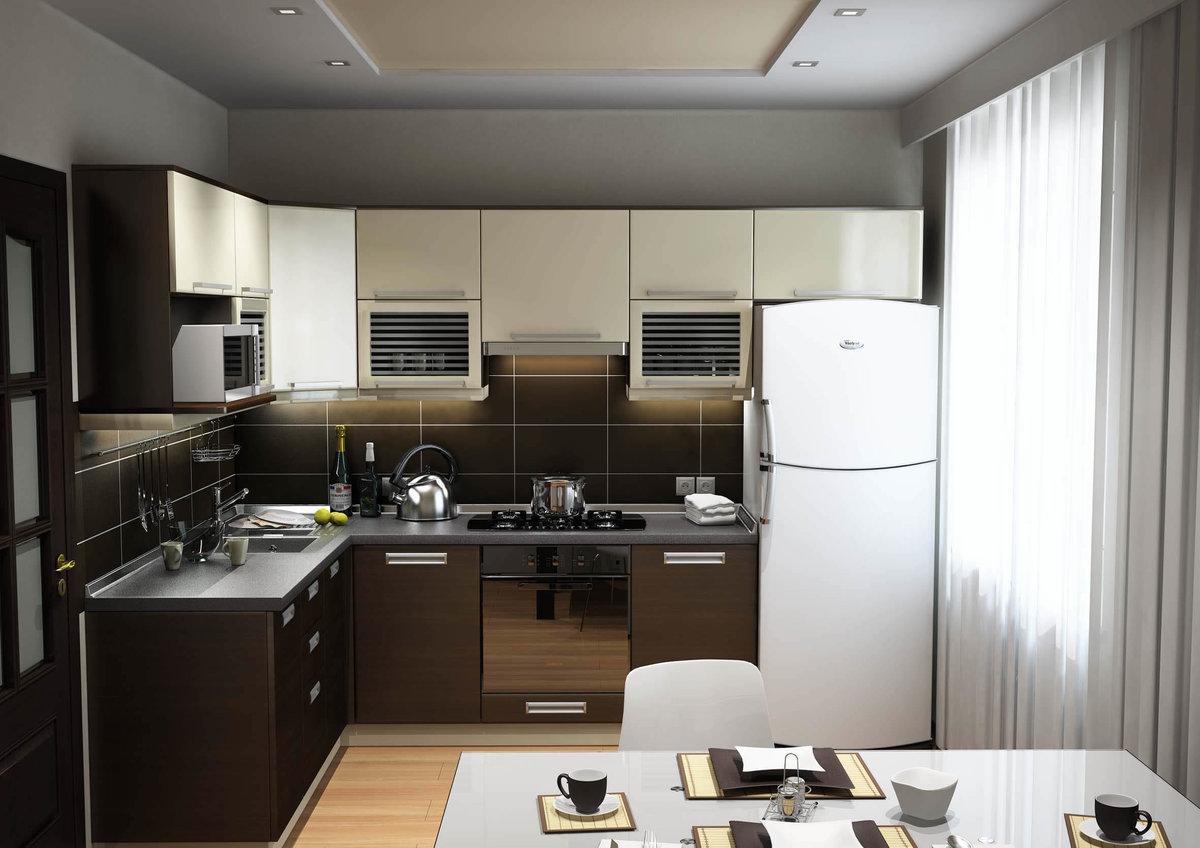 Картинки кухня в квартире, марта для дочери