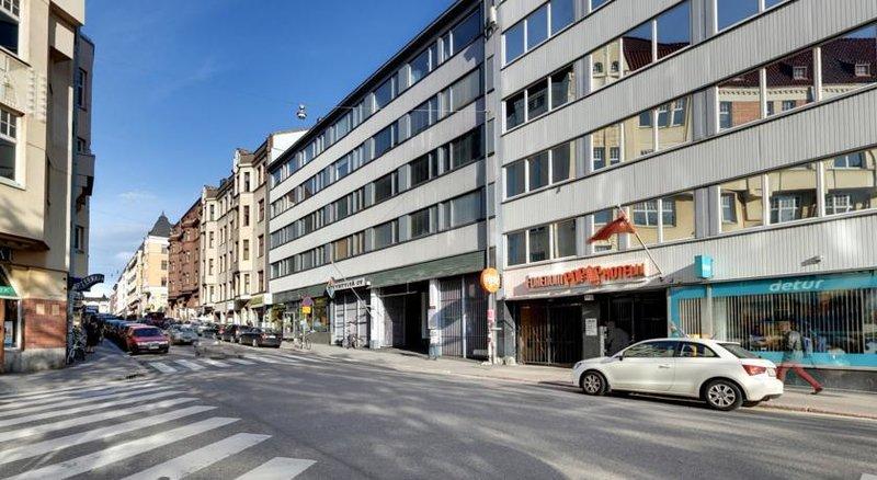 Гостевой дом Forenom Pop-Up Hotel в Хельсинки