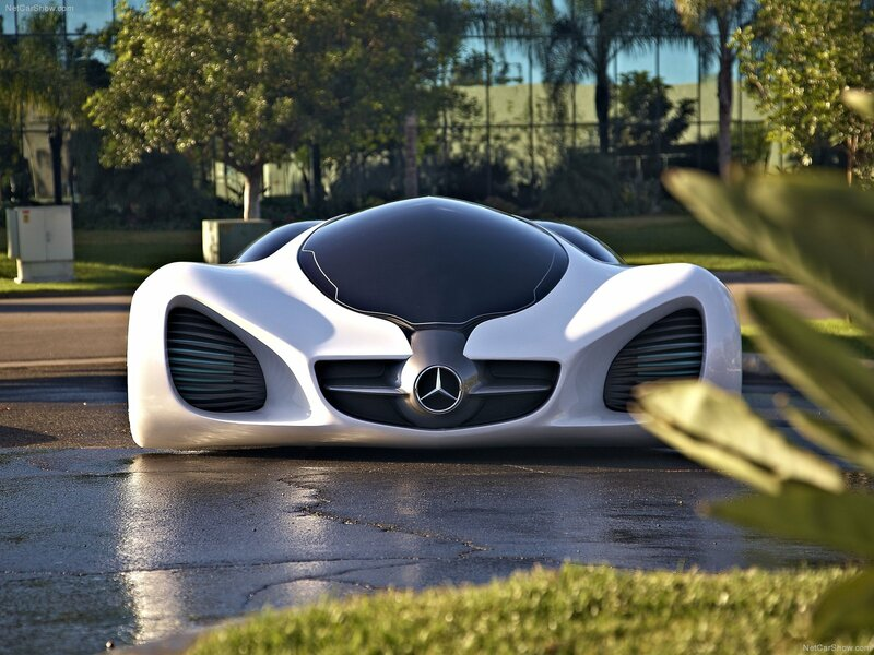 Mercedes-Benz Biome Concept (2010)