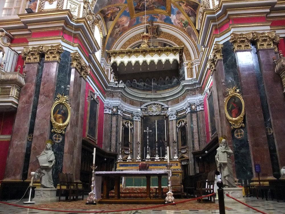 st pauls cathedral mdina - HD1024×768