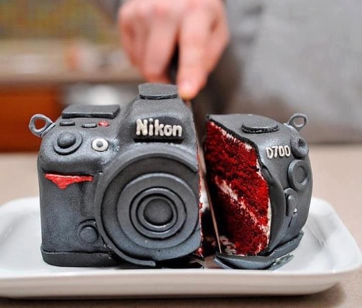 Открытка фотографу в день рождения