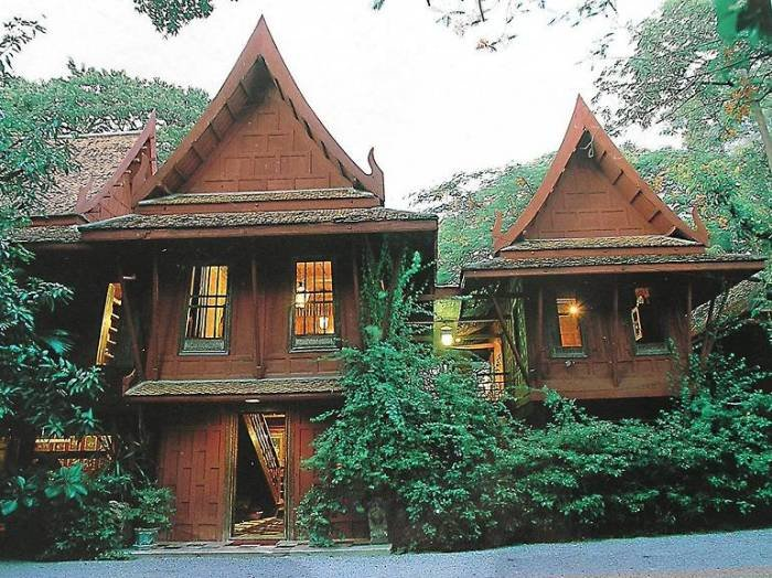 an analysis of jim thomsons house Book your tickets online for jim thompson house, bangkok: see 12,006 reviews, articles, and 5,236 photos of jim thompson house, ranked no5 on tripadvisor among 607 attractions in bangkok.