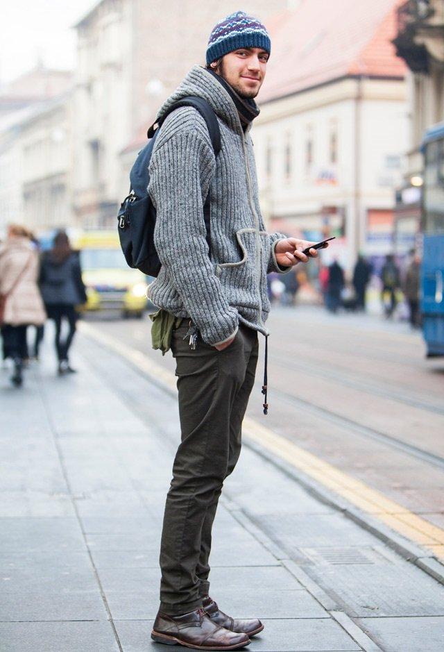 флаг как одеваются стильные мужчины зимой фото меня