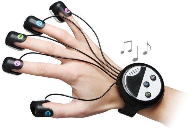 Электронный гаджет своими руками