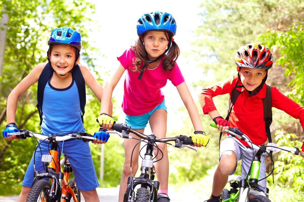 Картинки велосипедисты подростки, доброе