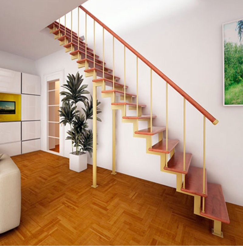 модульная лестница