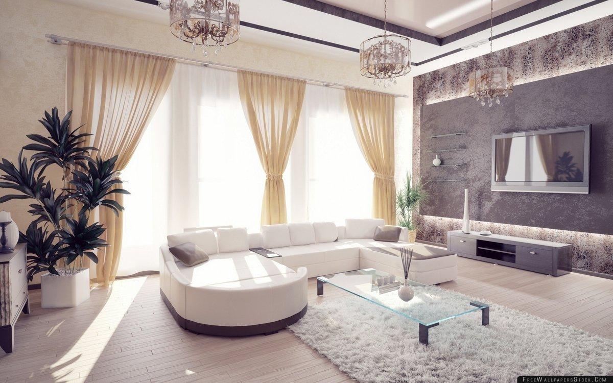 Living Room Sofa Furniture Interior Style Design