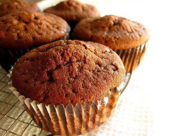 Вкусные шоколадные капкейки рецепт