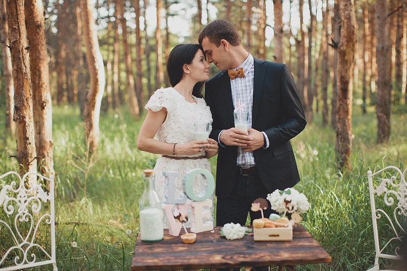 фотосессия винтажный стиль для пары его