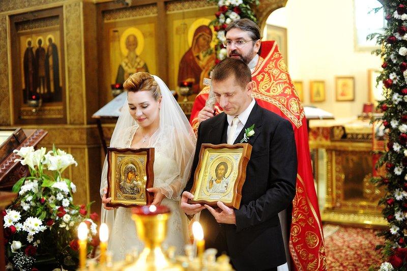 Венчание в православной церкви требует строгого соблюдения предписанных правил