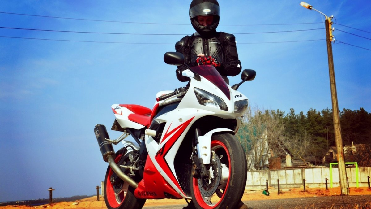 Открытки рамки, картинки с мотоциклистами