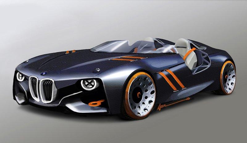 BMW 328 Hommage Concept, 2011