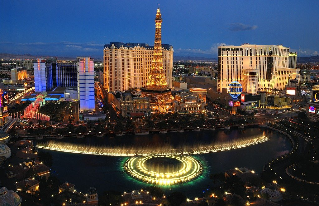 официальный сайт казино сша лас вегас