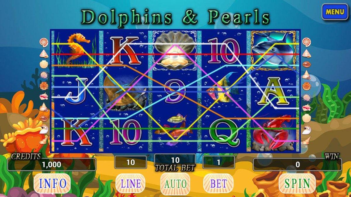 Скачать слот дельфины на андроид