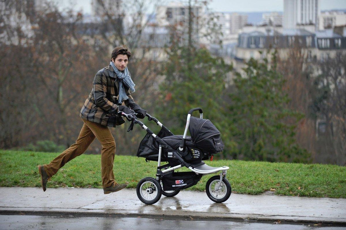 Картинки с коляской и детьми
