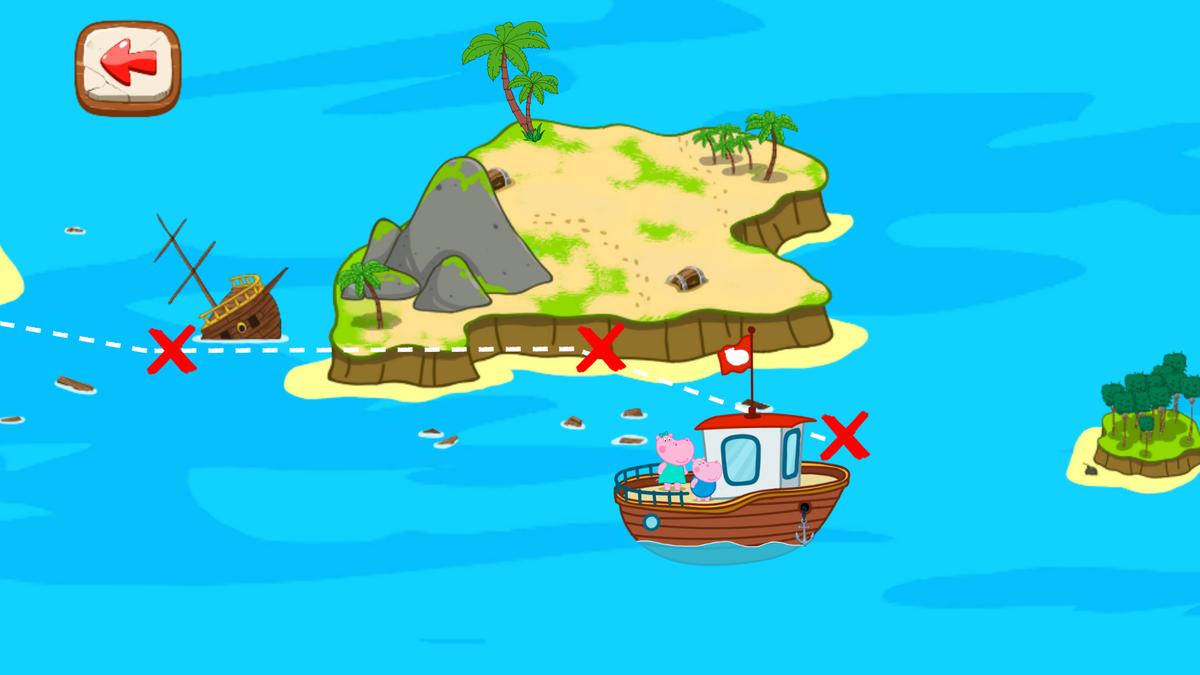 пират траусери апк