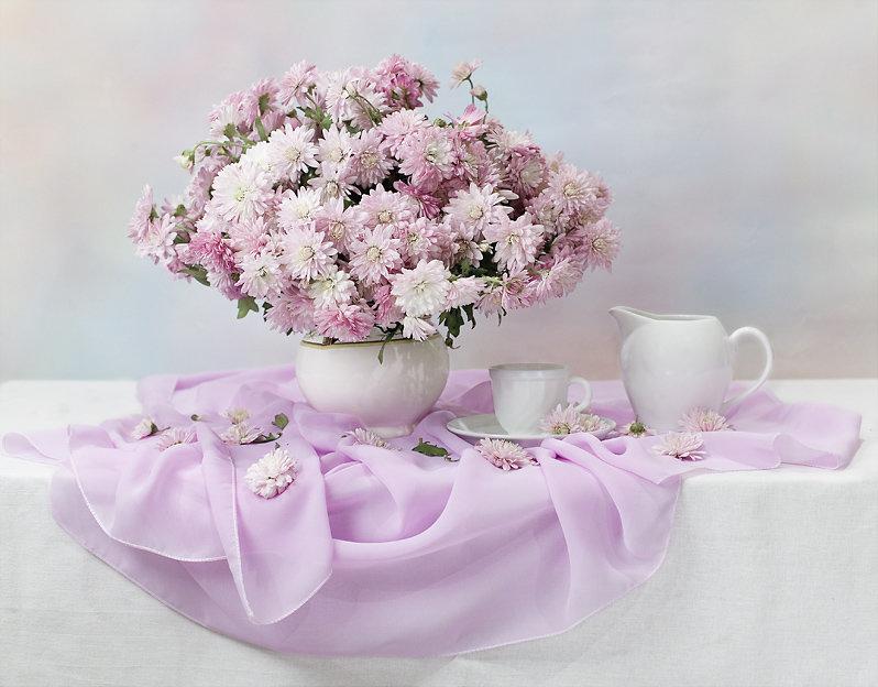 доброе утро картинки нежные с цветами пожеланием хорошего дня этого