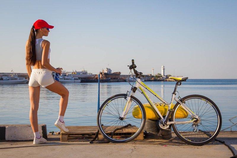 Худеем на велосипеде проводят тебя