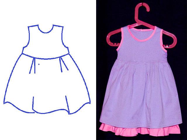 Сшить летнее платье своими руками по выкройке или без нее - очень легко и просто! Даже начинающий легко справиться с пошивом летнего платья!