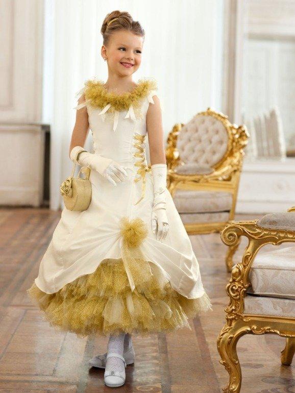платья для девочек (Италия)