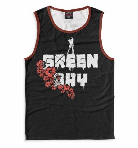 Майка для мальчика Green Day
