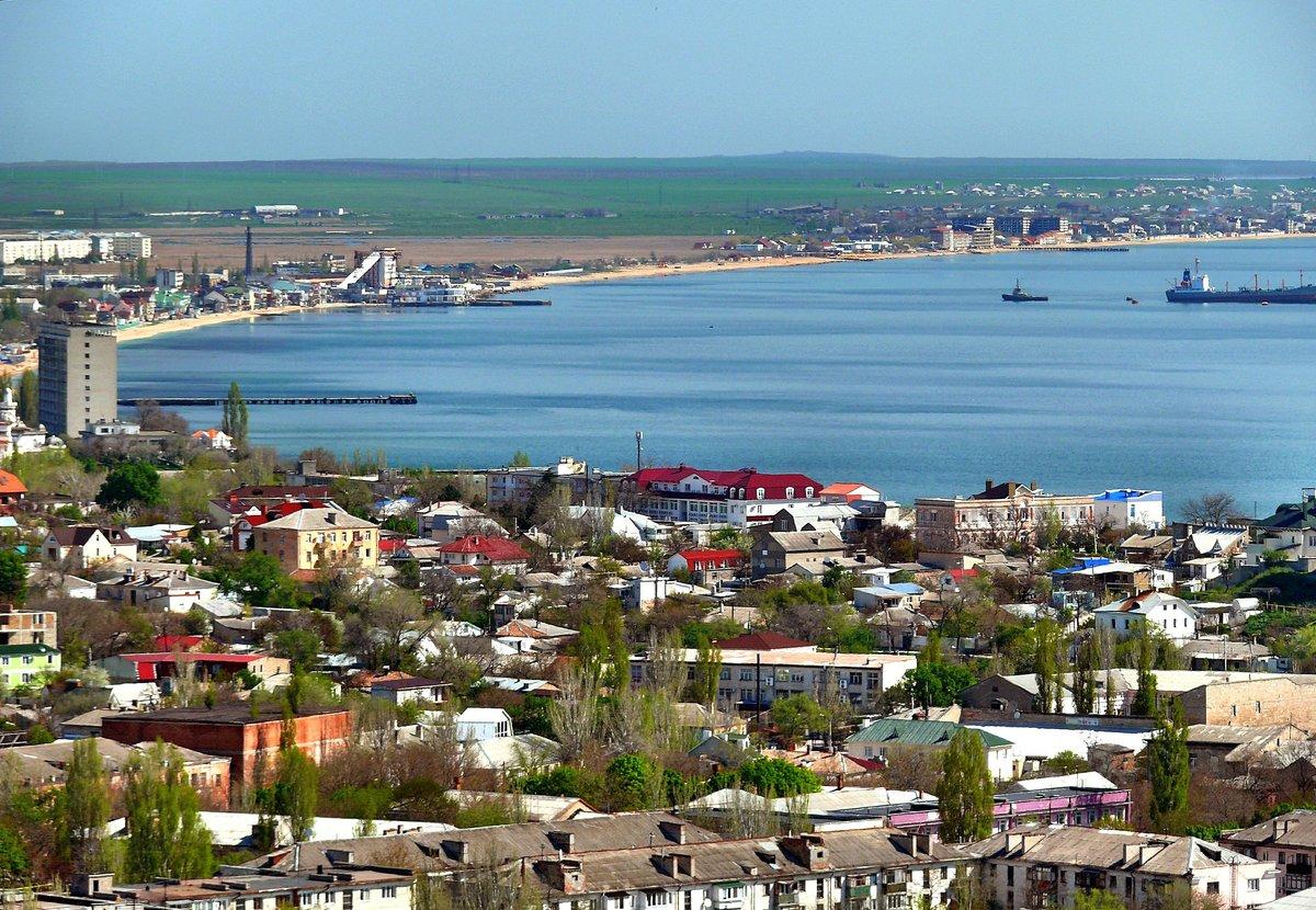 Крым феодосия в картинках
