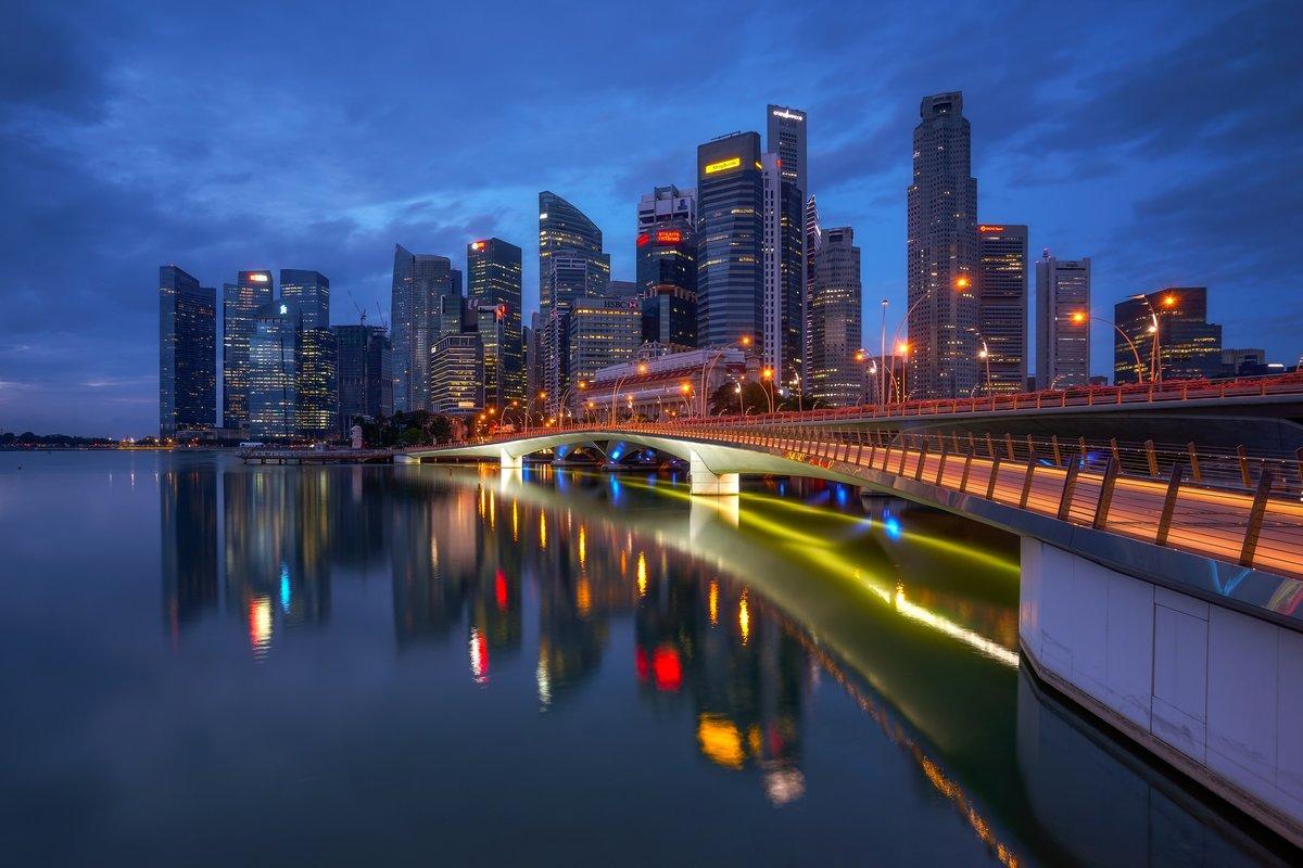 фото ночные города пейзажи инстаграм-трансляции александр