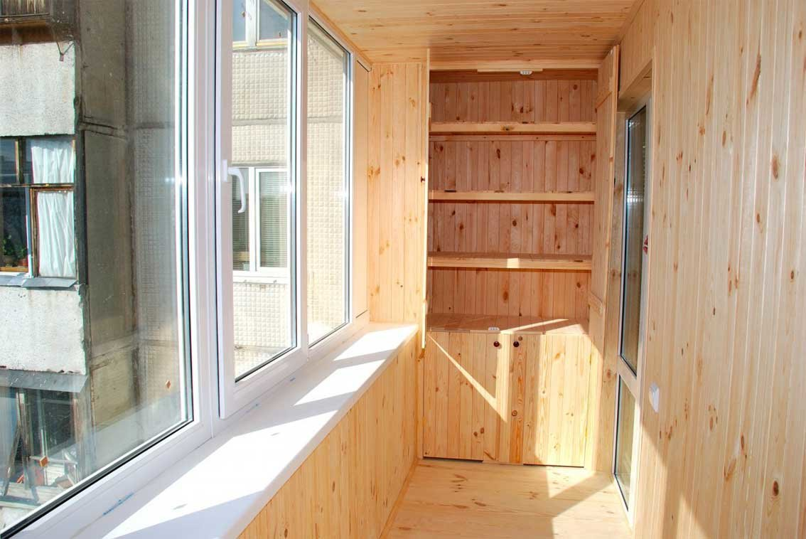 Варианты отделки балкона - comfort-da.rucomfort-da.ru.