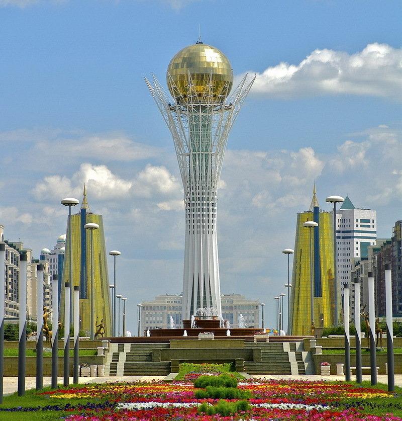 Днем, картинки про астану казахстан