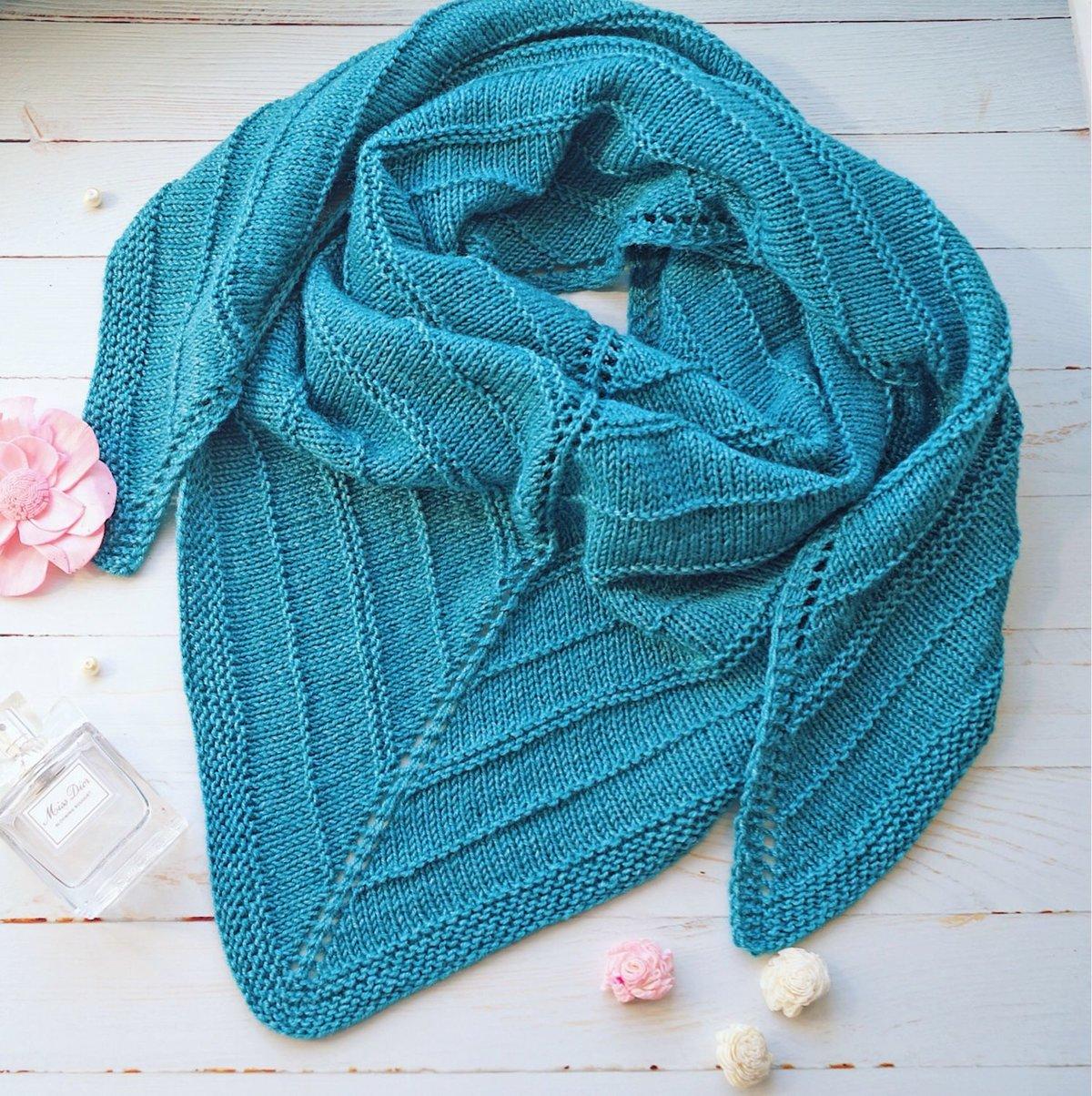 Вязание бактуса косынка шарфик