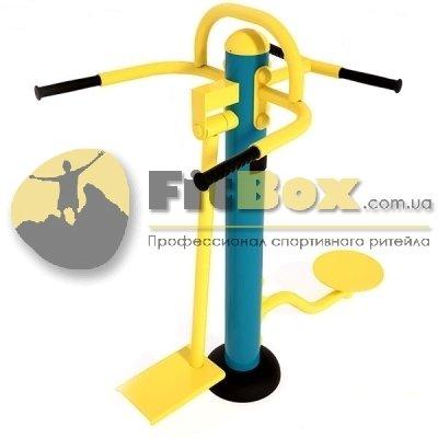 Тренажёр для ягодичных мышц бедра с твистером InterAtletika, art: SL104.1