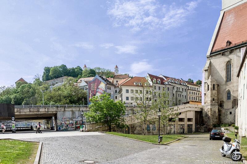 Начало старого города