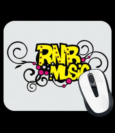 Коврик для мыши RNB Music