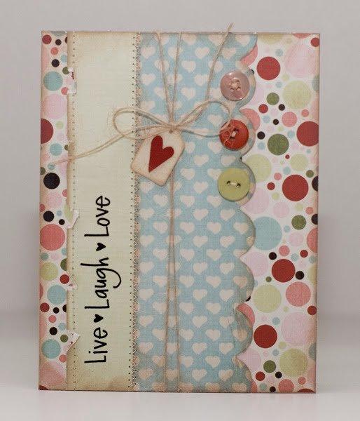 Поздравлением любви, открытки с днем рождения своими руками легко и быстро скрапбукинг
