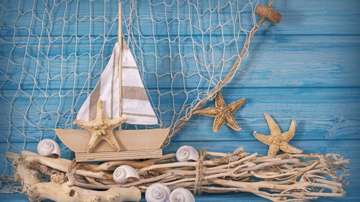 Открытки морская тематика с днем рождения