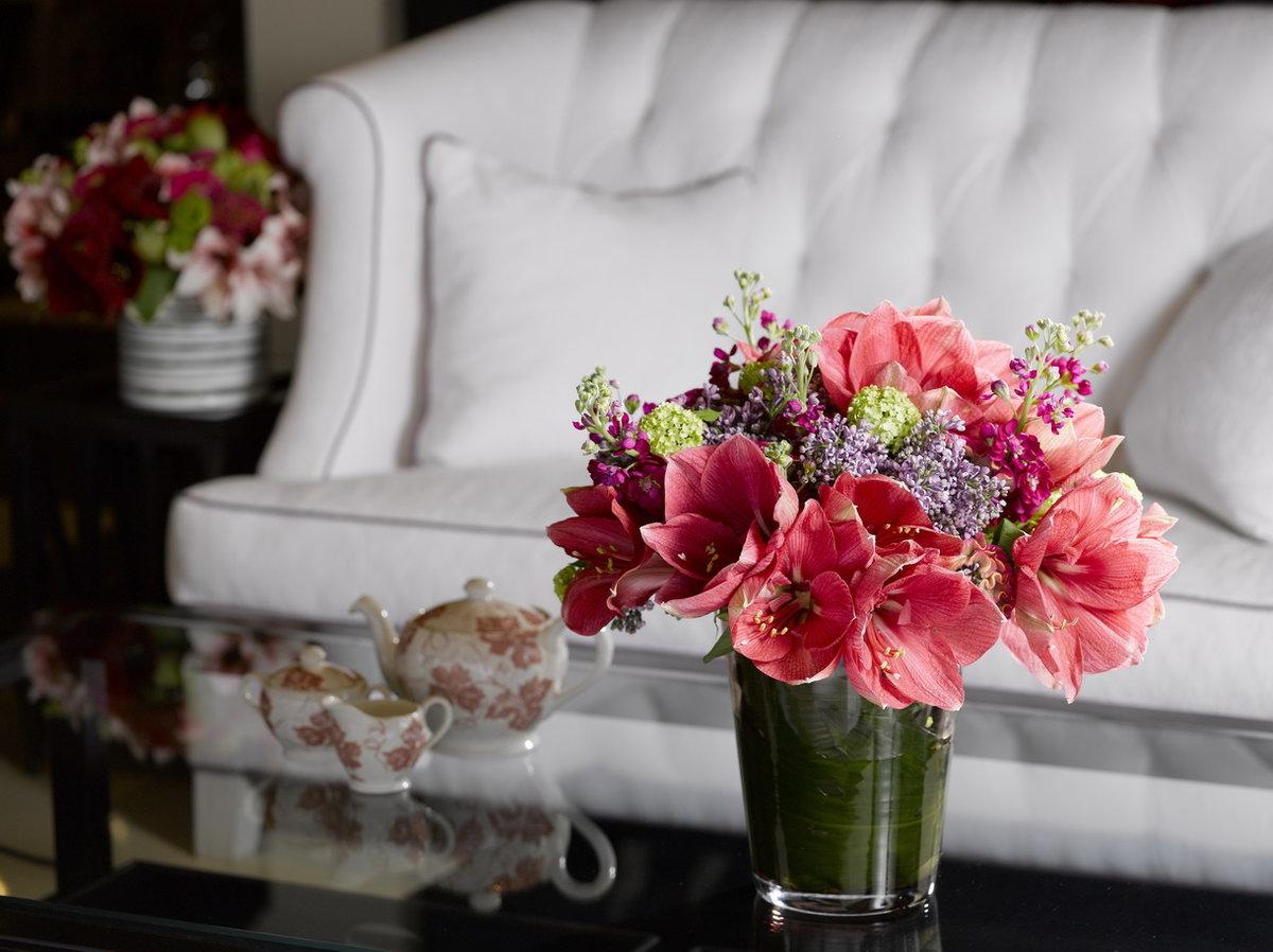 Цветок для домашнего уюта