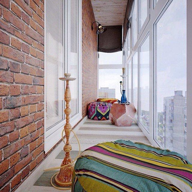 Внутренняя отделка балкона под ключ - okay окна.