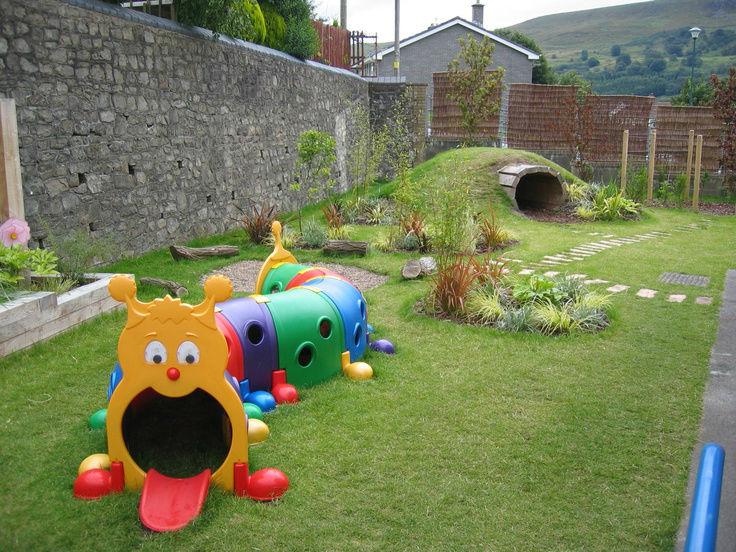Чем украсить детскую площадку в детском саду: 21 тыс. - Pinterest 18