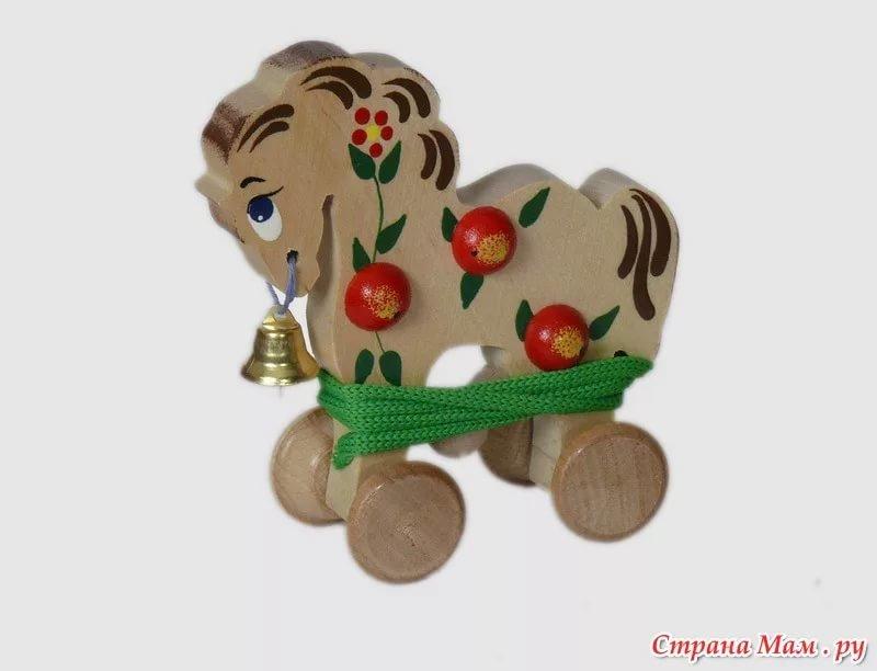 Деревянные игрушки для всей семьи-2. Россия. Посылки отправл