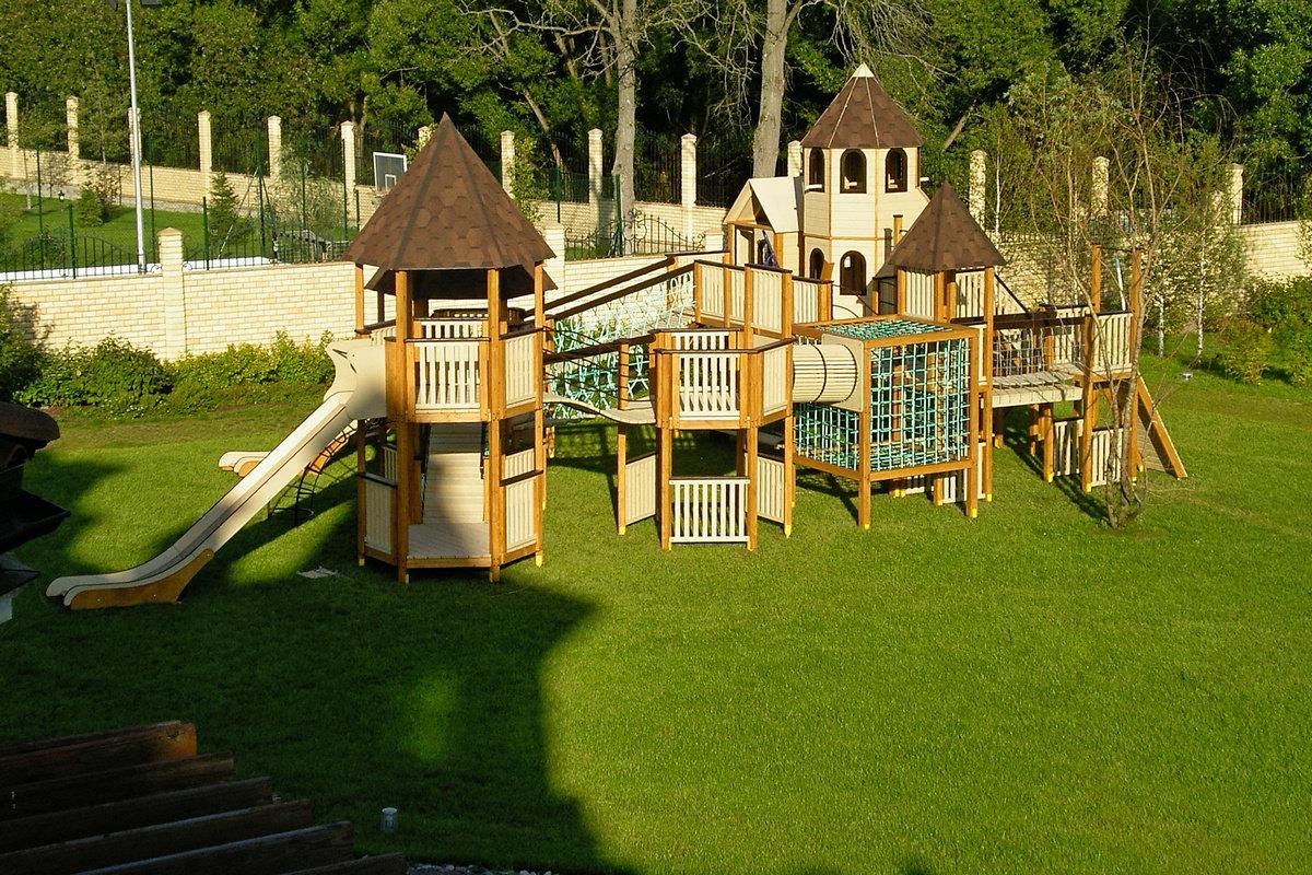 Детская площадка оформление картинки
