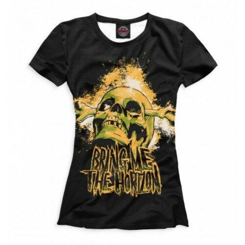 Женская футболка 3D Bring Me the Horizon