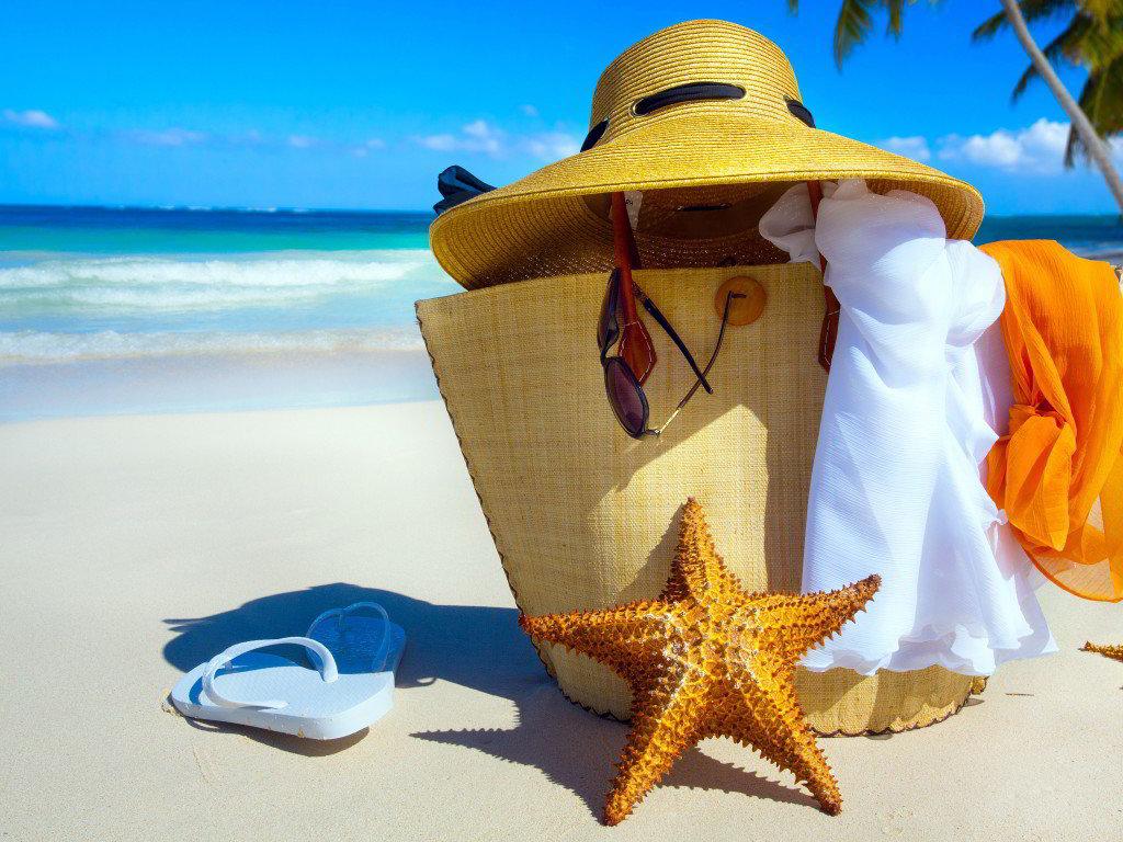 Картинка с хорошим отдыхом на море, месяц