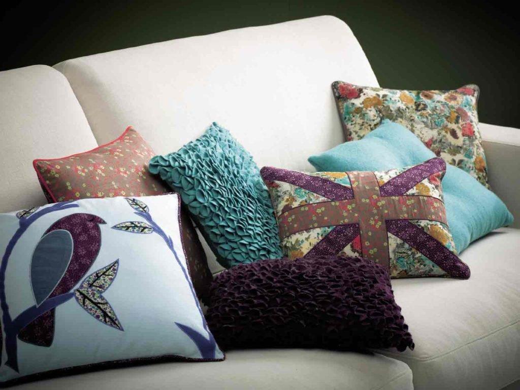 Фото декоративных подушек своими руками фото 852