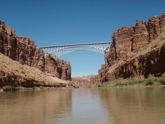Мост Навахо, Аризона