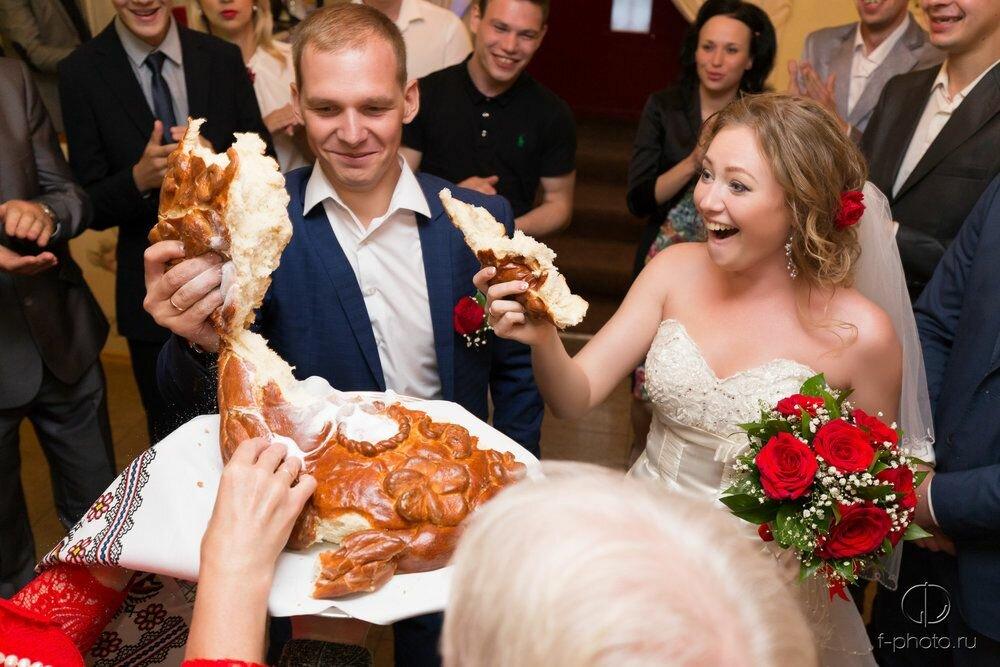Каравай поздравления на свадьбе